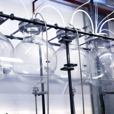 Destillationsanlage der Universität Heidelberg