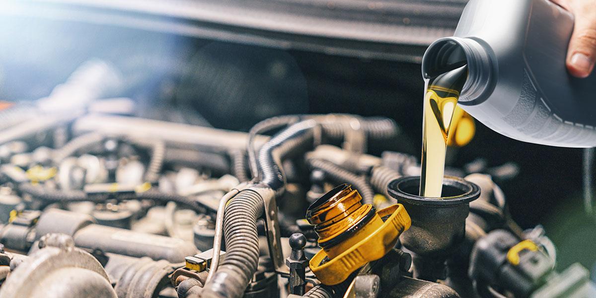 Kein Motor läuft ohne Öl - wohin aber mit den verschmutzten Aufsaugmaterialien?