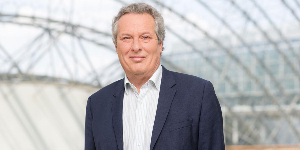 Projektdirektor Matthias Kober freut sich über die positive Resonanz zur Gefahrgut // Gefahrstoff Messe