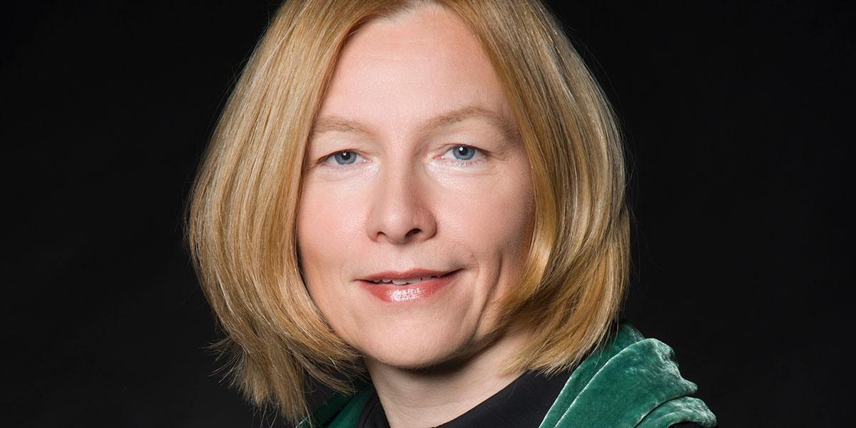 Ariane Blaschey zeichnet als Leiterin der SBB für die Entsorgungssicherheit gefährlicher Abfälle in Brandenburg/Berlin verantwortlich