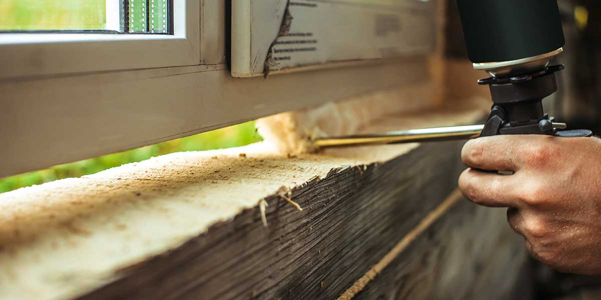 Bauschaum ist noch immer eines der wichtigsten Materialien auf Baustellen und beim Hausbau