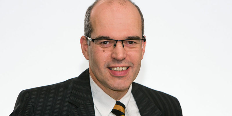 Horst Herbert, Arbeits-, Umwelt- und Werkschutzbeauftragter bei Premium AEROTEC