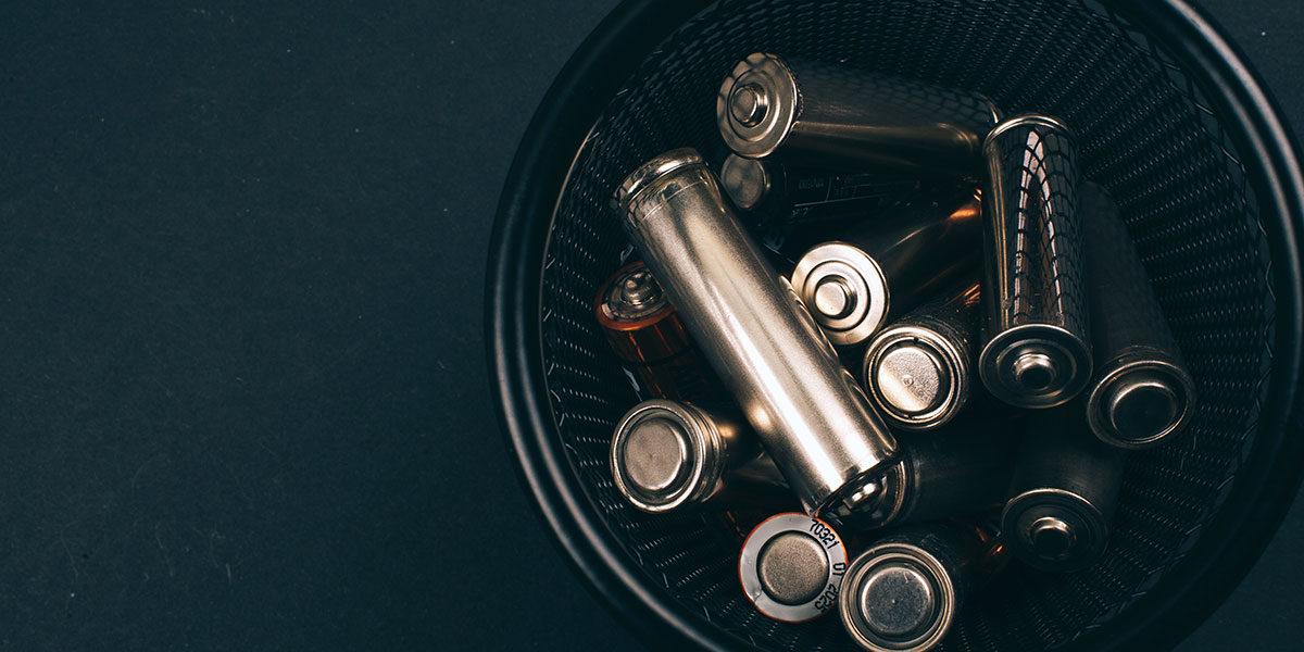 Novellierung des Batteriegesetzes (BattG) (Foto: Estradaanton, iStock)