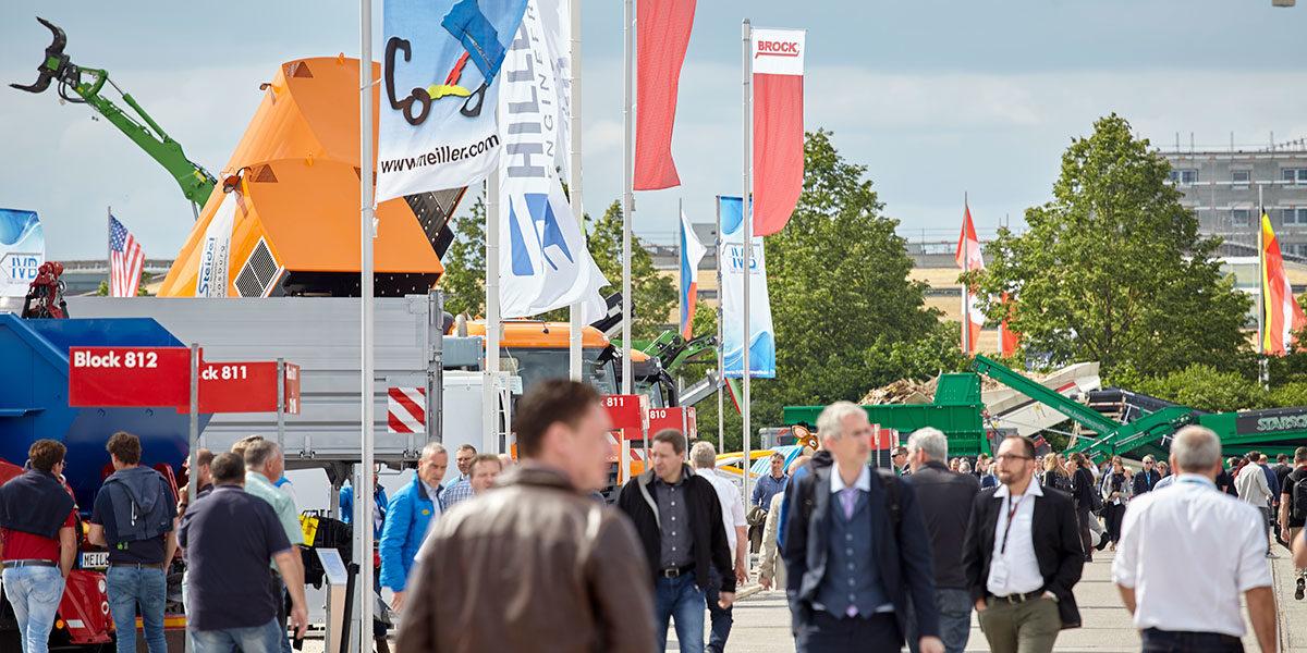 IFAT (Foto: Messe München GmbH)
