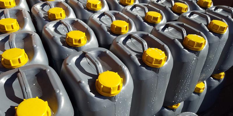Kanister, Big Bag oder Container – welcher Behälter ist der Richtige?