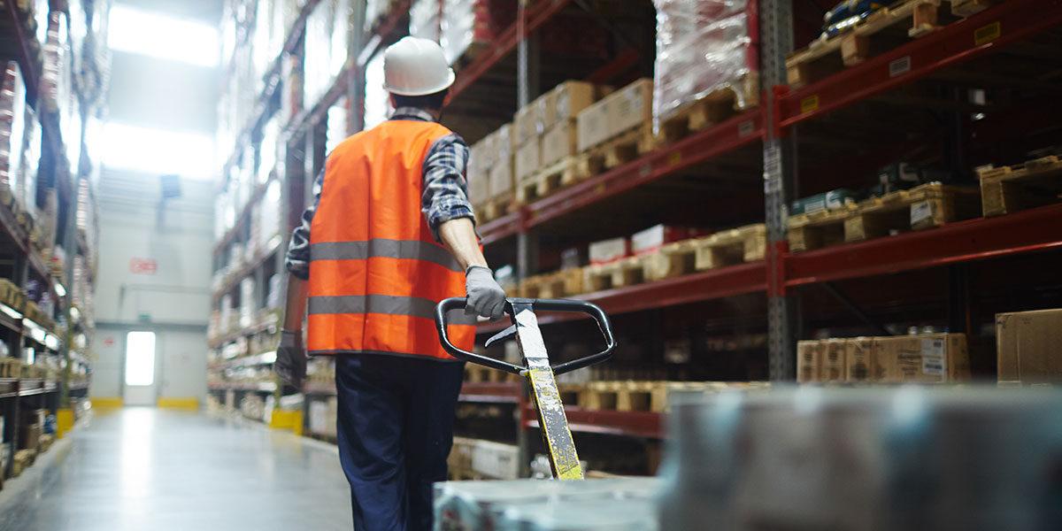 Eine effiziente und nachhaltige Logistik berücksichtigt die Entsorgung.