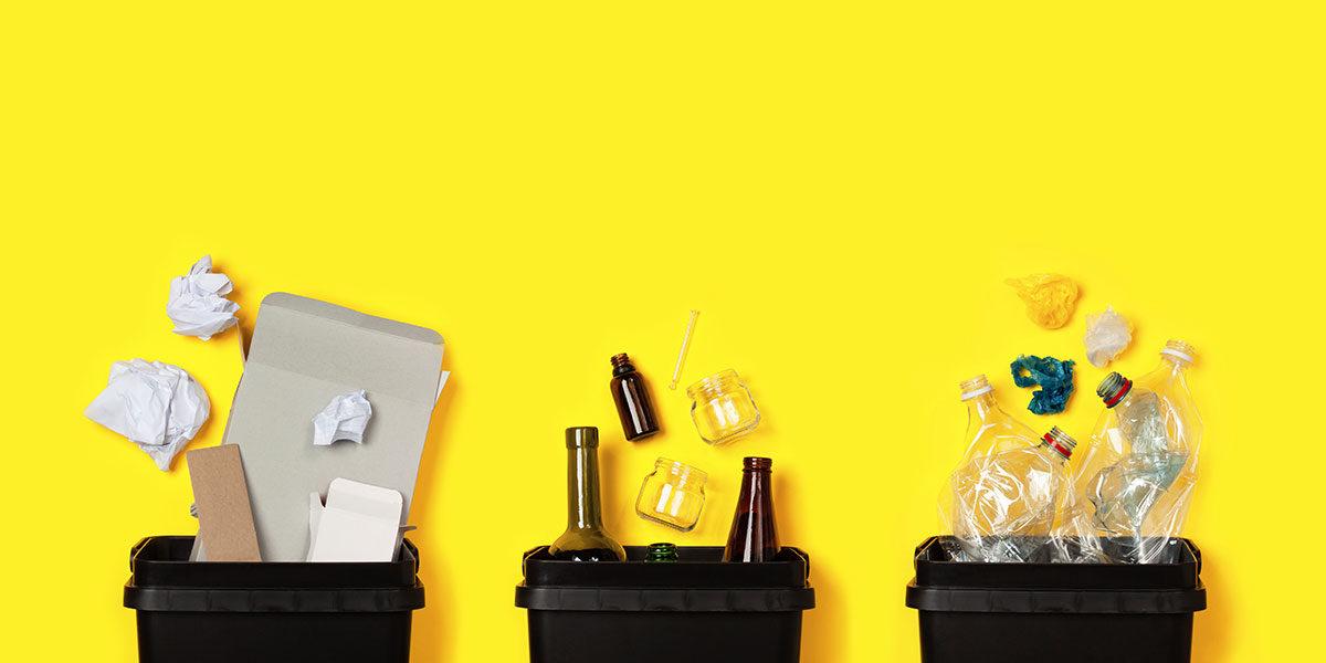 842 Abfallarten – und für jede gibt es den passenden Abfallschlüssel.