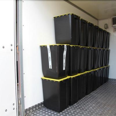 Behälter für infektiösen Abfall