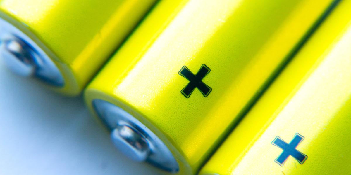 Ab 2022 sollen in der EU neue Vorgaben für den nachhaltigen Umgang mit Batterien gelten.