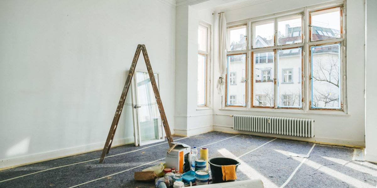 Beim Renovieren der eigenen vier Wände fallen oft Sonderabfälle an
